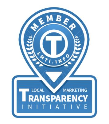 Local Marketing Transparency Initiative member logo