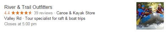 Single Listing Snak Pack example