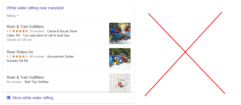White Water Rafting Maryland Updated Search